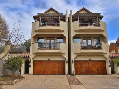 Montrose Single Family Home For Sale: 1401 Crocker Street Street