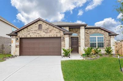 Texas City Single Family Home For Sale: 8913 Voyager Drive