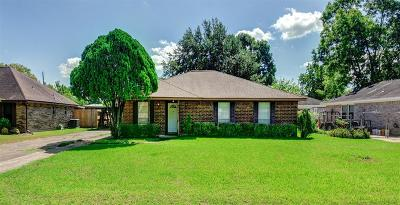 La Porte Single Family Home For Sale: 1806 Gaucho Circle