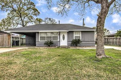 Houston Single Family Home For Sale: 13209 Knollcrest Street