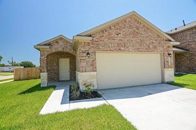 Missouri City Single Family Home For Sale: 2403 Concord Terrace