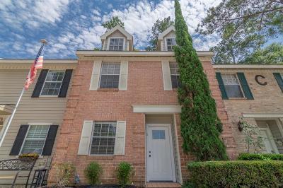 Conroe TX Condo/Townhouse For Sale: $132,000