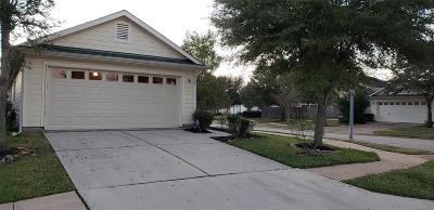 Missouri City Single Family Home For Sale: 5727 River Peak