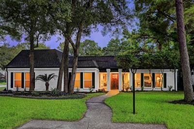 Houston TX Single Family Home For Sale: $710,000