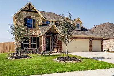 Rosenberg Single Family Home For Sale: 2218 Golden Bay Lane