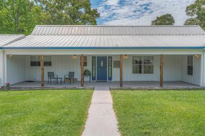 Magnolia Farm & Ranch For Sale: 540 Abney Lane