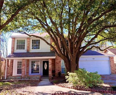 Tomball Single Family Home For Sale: 22815 River Birch Drive
