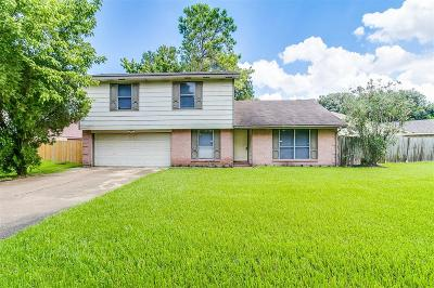 Stafford Single Family Home For Sale: 2722 Fir Crest Court