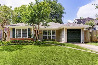 Bellaire Single Family Home For Sale: 4421 Ione Street