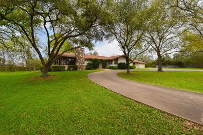 Bellville Single Family Home For Sale: 1514 Hwy 159 W