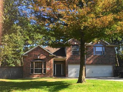Magnolia Single Family Home For Sale: 5914 Sugar Bush Drive