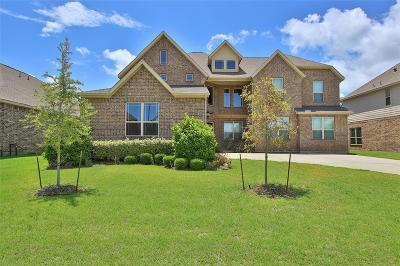League City, League Single Family Home For Sale: 2984 Holbrook Valley Lane