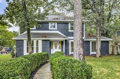 The Woodlands Single Family Home For Sale: 5 Cokeberry Street