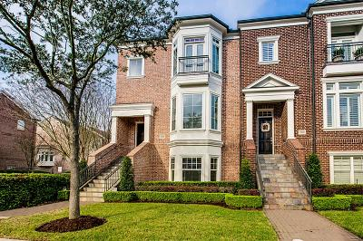 Sugar Land Condo/Townhouse For Sale: 1316 Lake Pointe Parkway