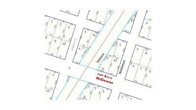Houston Multi Family Home For Sale: 3209 & 3215 McGowen Street