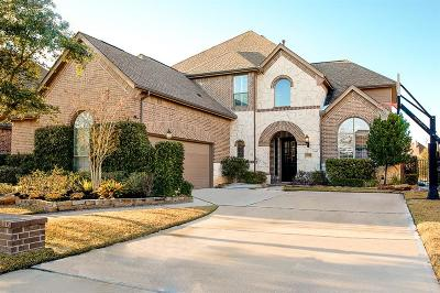 Cypress Single Family Home For Sale: 17339 Morgans Lake Drive