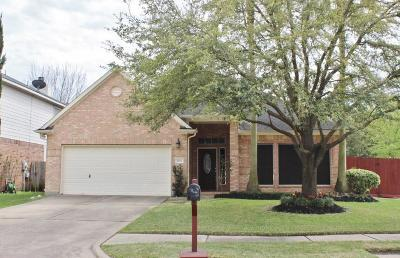 Katy Single Family Home For Sale: 22531 Heather Way Court