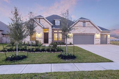 Tomball Single Family Home For Sale: 18623 Spellman Ridge Drive