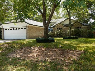 The Woodlands Single Family Home For Sale: 80 N Timberspire Lane