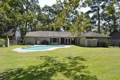 Houston Single Family Home For Sale: 1119 Chestnut Ridge Road