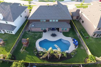League City Single Family Home For Sale: 4806 Isla Canela Lane