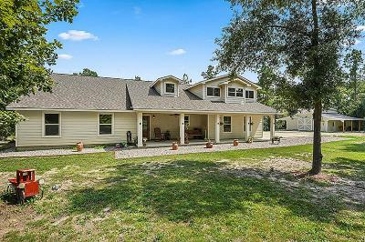 Conroe Single Family Home For Sale: 10106 Heritage Ranch Road