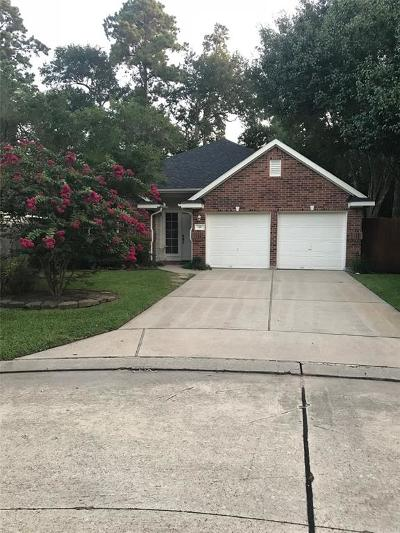The Woodlands Single Family Home For Sale: 39 Bayou Springs Court