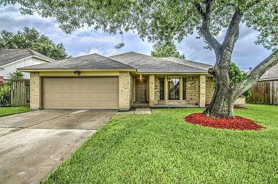Deer Park Single Family Home For Sale: 1514 Waterford Drive