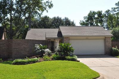 Kingwood Single Family Home For Sale: 3302 Cape Forest Drive