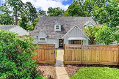 Houston Single Family Home For Sale: 9135 Pecos
