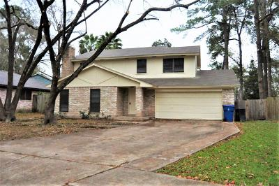 Spring Single Family Home For Sale: 23910 Conefall Court