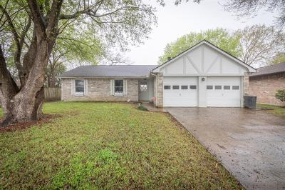 League City Single Family Home For Sale: 221 Greenshire Drive