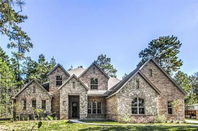 Montgomery Single Family Home For Sale: 15594 Collier Court