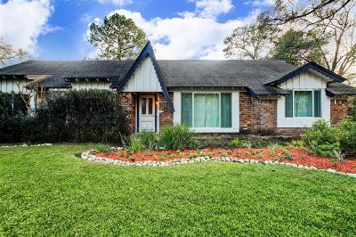 Houston Single Family Home For Sale: 10115 Moorberry Lane