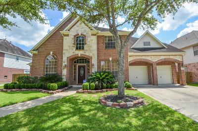 Sugar Land TX Single Family Home For Sale: $570,000