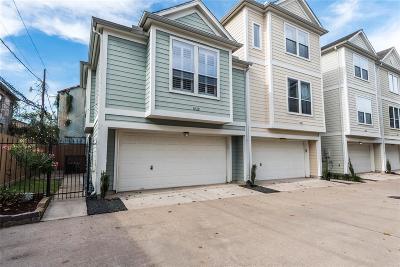 Houston TX Condo/Townhouse For Sale: $269,900