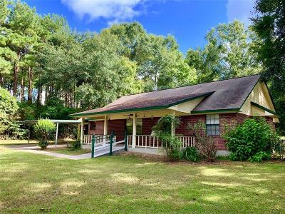 Polk County Single Family Home For Sale: 877 Fm 2665
