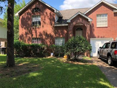 League City TX Single Family Home For Sale: $189,000