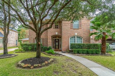 Tomball Single Family Home For Sale: 15515 Rue Saint Honore Drive