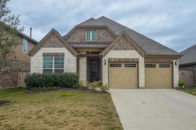 Richmond TX Single Family Home For Sale: $289,000