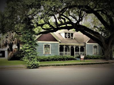 Alvin Single Family Home For Sale: 104 S Johnson Street