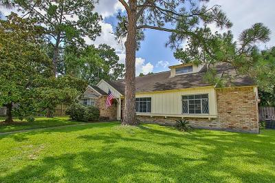 Harris County Single Family Home For Sale: 12418 Barryknoll Lane