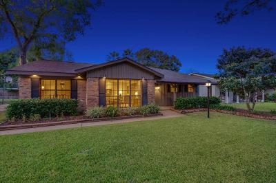 Houston Single Family Home For Sale: 5306 Indigo Street