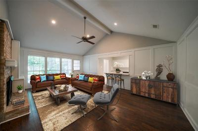 Spring Single Family Home For Sale: 17819 Mantana Drive