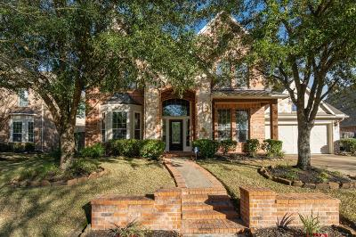 Cypress Single Family Home For Sale: 18310 S Austin Shore Drive