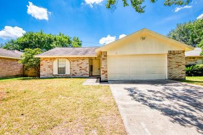 Katy TX Single Family Home For Sale: $163,000