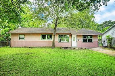 Houston Single Family Home For Sale: 2039 Harland Drive