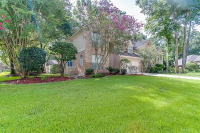 Houston Single Family Home For Sale: 3414 Meadow Glade Circle