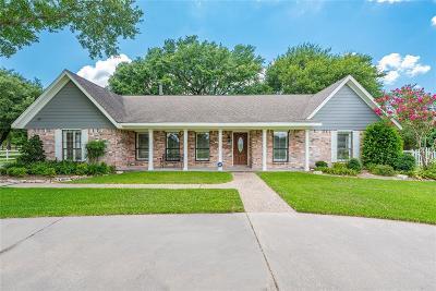 Katy Single Family Home For Sale: 3833 Eula Morgan Road