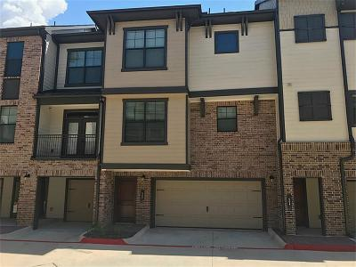 Montgomery County Rental For Rent: 25145 Panther Bend Court #1606